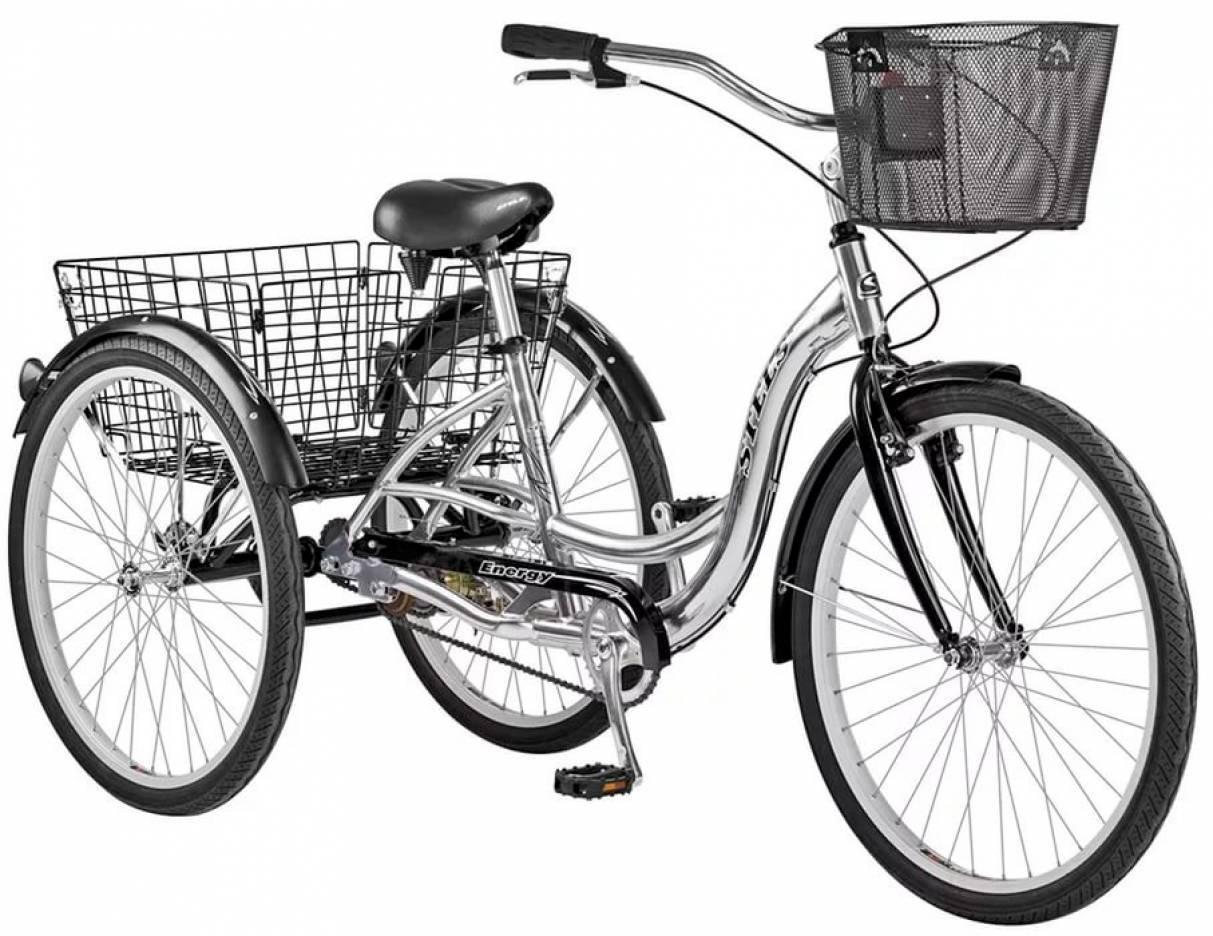 Трехколесные велосипеды взрослые цена купить