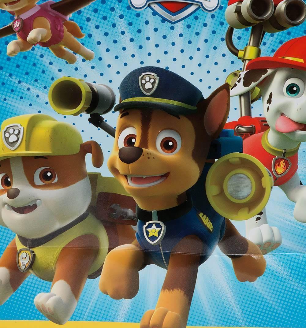 Картинка с щенячьим патрулем