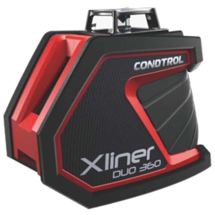 Лазерный нивелир CONDTROL XLINER DUO 360 в Запорожье